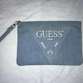 GUESS クラッチバッグ