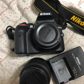 Nikon D3300 有効画素数2416万画素 初心者からベテランまで愛用!!