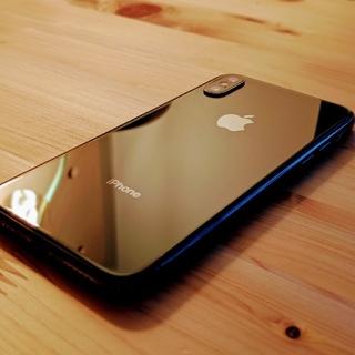 iPhone X 256GB スペースグレイ
