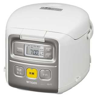 ☆お買い得☆タイガー 炊飯器 3合 ホワイト
