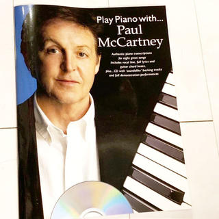 Play Piano With Paul McCartneyポールマッカートニー