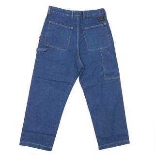 2016 A/W W-taps    Painter Pants ジーンズ