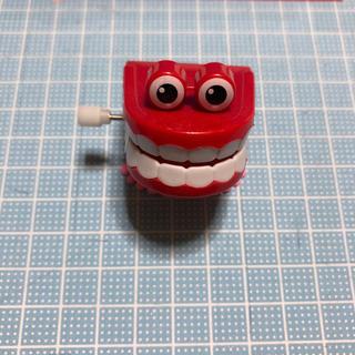 ①カタカタ入れ歯 オモチャ(知育玩具)