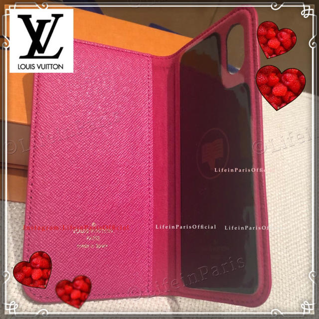 LOUIS VUITTON - 気持ちのいい新品が欲しい方に。本物保証 /VuittoniPHONE X/XS の通販 by LifeinParisOfficial's shop|ルイヴィトンならラクマ