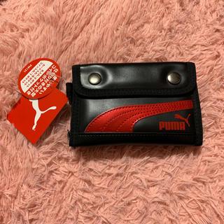 プーマ 折財布