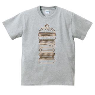 おもしろ Tシャツ グレー 541
