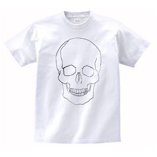 おもしろ Tシャツ 白 506