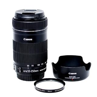 ★最新望遠レンズ★キヤノン EF-S 55-250mm IS STM