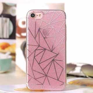 キラキラ⭐️グリッターケース⭐️ glitter ⭐️ ピンク