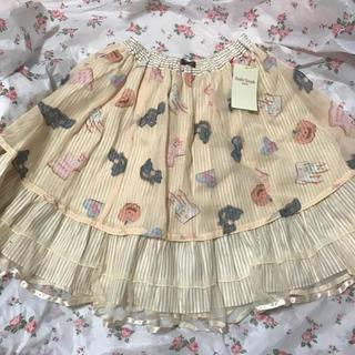 本日お支払い限定値下げ!ハロウィンpartyシリーズ スカート♡