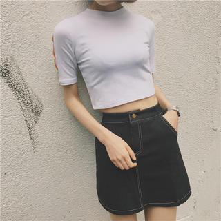 『❤️原宿系 レインボー Tシャツ ストリート/韓国/オルチャン❤️』