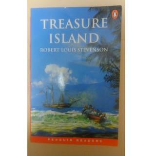 *TREASURE ISLAND Penguin ReadingLv2