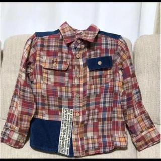 男の子用シャツ  120(Tシャツ/カットソー)