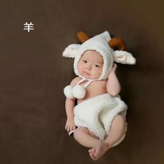 【羊】 ハロウィンベビー用 赤ちゃん 衣装 仮装 コスチューム