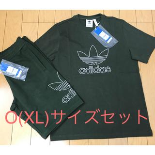 アディダス(adidas)の新品 アディダス オリジナルス Tシャツ&ハーフパンツ(セットアップ)