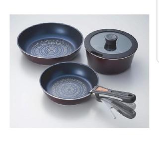 最新のパール金属鍋セット
