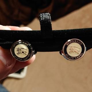 バーバリーブラックレーベル(BURBERRY BLACK LABEL)のBURBERRY BLACK LABEL カフスボタン(カフリンクス)