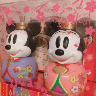 Disney - Disney ディズニー ミッキー&ミニー お雛様 おひなさま