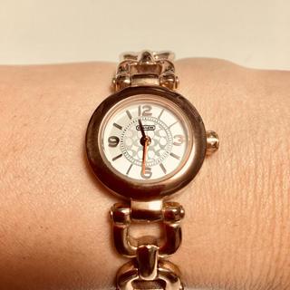 コーチ(COACH)の壊れた腕時計  COAH(腕時計)