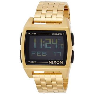ニクソン(NIXON)のNIXON BASE  ALL GOLD(腕時計(デジタル))