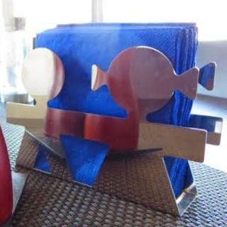 アレッシィ(ALESSI)のALESSI アレッシィ ペーパーホルダー レターホルダー  (収納/キッチン雑貨)