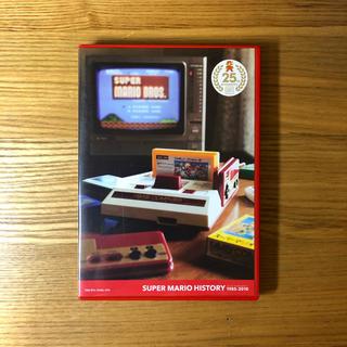 ニンテンドウ(任天堂)のスーパーマリオ ヒストリー 1985-2010 サウンドトラックCD(ゲーム音楽)