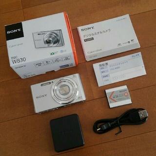 ソニー(SONY)のSONY ソニー デジタルカメラ DSC-W830(コンパクトデジタルカメラ)