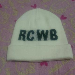 ロデオクラウンズ(RODEO CROWNS)のロデオクラウンズ ニット帽(ニット帽/ビーニー)