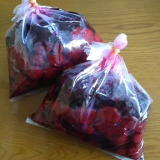 リリィ様専用☆しょっぱくて酸っぱい手作り梅干し☆1キロ(漬物)