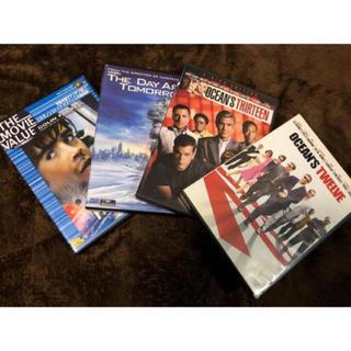 洋画DVD 人気作品 4作品セット