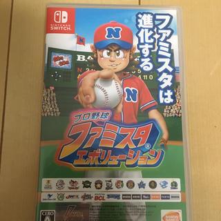 Nintendo Switch - ファミスタ エボリューション