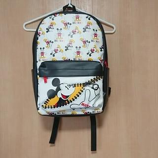 ディズニー(Disney)のミッキーマウス  リュックサック(リュック/バックパック)