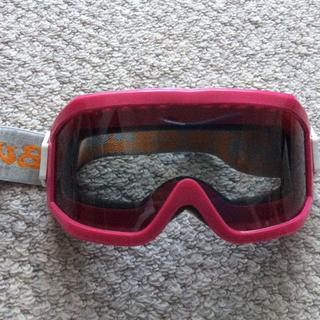 スワンズ(SWANS)の子供 スキー用ゴーグル 手袋セット みっつ様専用(その他)