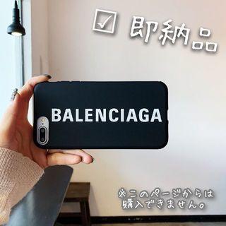 バレンシアガ(Balenciaga)の【2/26入荷】Balenciaga iPhone case(iPhoneケース)