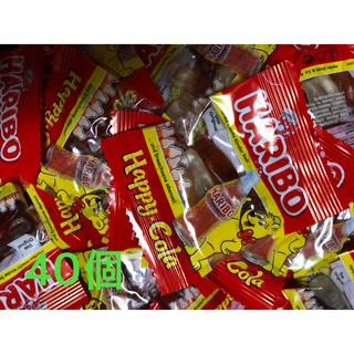 コストコ(コストコ)のハリボーグミ コーラ ミニ40個セット(菓子/デザート)
