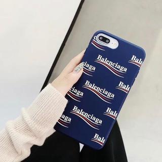 バレンシアガ(Balenciaga)のBalenciaga iPhone case navy(iPhoneケース)