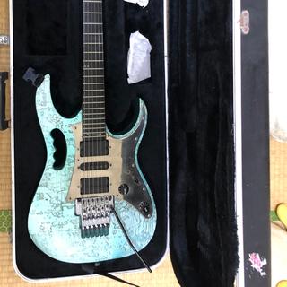 アイバニーズ(Ibanez)のIbanez STEVE VAI スティーブ ヴァイ星野楽器90周年モデル(エレキギター)