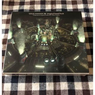 ファイナルファンタジー7 オリジナルサウンドトラック(ゲーム音楽)