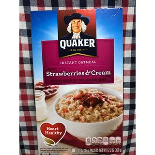 QUAKER クェーカー オートミール(インスタント食品)
