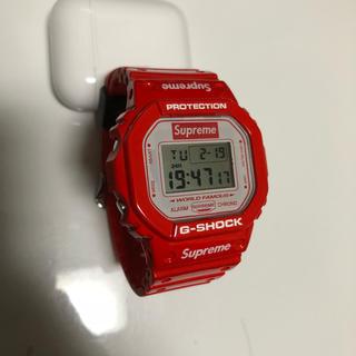 ジーショック(G-SHOCK)のG-SHOCK 5600 supremeカスタム(腕時計(デジタル))