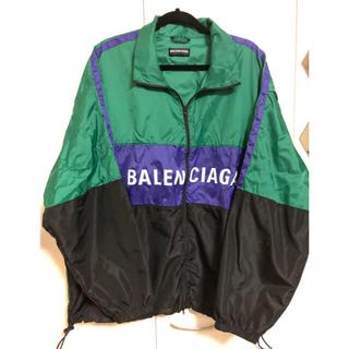 バレンシアガ(Balenciaga)のバレンシアガ ナイロンジャケット(ナイロンジャケット)