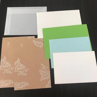 スマイソン、スタバなどの封筒(カード/レター/ラッピング)