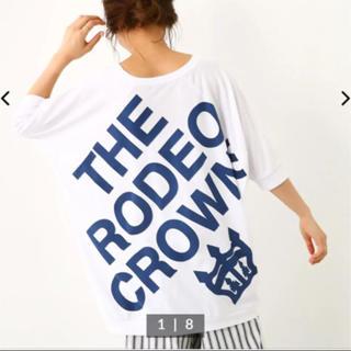 ロデオクラウンズワイドボウル(RODEO CROWNS WIDE BOWL)のロデオ3Bチュニック (チュニック)