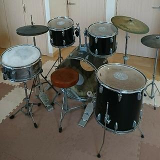 ヤマハ(ヤマハ)のドラムセット(セット)