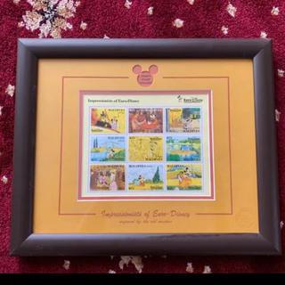 ディズニー(Disney)の❤初出品❤  ディズニーの画家 (壁掛け)(インテリア雑貨)