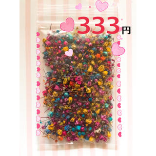 かすみ草 蕾 333円(ドライフラワー)