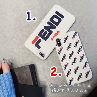 フェンディ(FENDI)のFENDI iPhone case(iPhoneケース)
