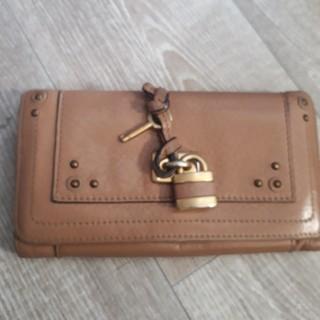 クロエ(Chloe)の【良好】クロエ 長財布 シリアル(財布)
