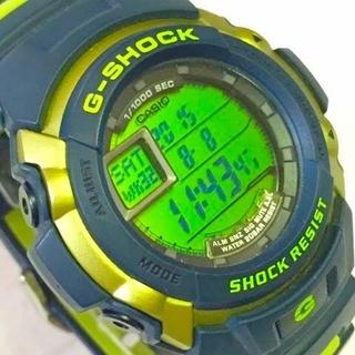 ジーショック(G-SHOCK)のラップ計測!ランニングに最適!G-7710C-3JF G-SHOCK(腕時計(デジタル))