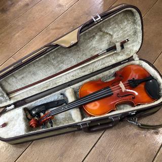 スズキ(スズキ)のまるる様専用    Suzuki バイオリン 1/4 中古(ヴァイオリン)